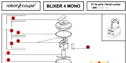 Download Blixer 4 MONO Manual