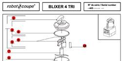 Download Blixer 4 TRI Manual