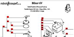 Download Blixer 6V Manual