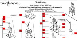 Download CL60 Pusher Manual