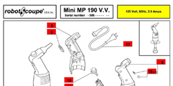 Download Mini MP 190 V.V. Manual